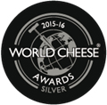 Zilveren Medaille - WORLD CHEESE AWARDS